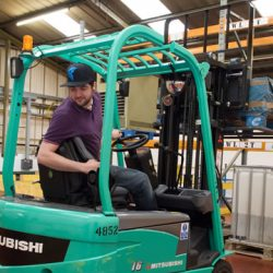 Counterbalance Forklift Truck - Semi Skilled B1 up to 5 ton