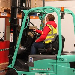 News Flash- Forklift