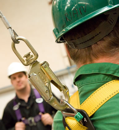 Safety Training & Support? - We can hook you up!