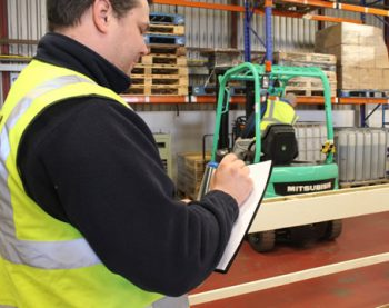 Managers and Supervisor Forklift Awareness