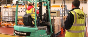 Forklift Truck Operator Refresher